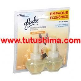 Ambientador Glade Electrico Plugins Aceite De Vainilla  x 1 Unid (varios aromas)