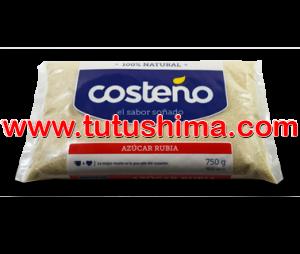 Azucar Costeño Rubia 1 KG