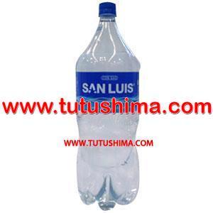 Agua San Luis Con Gas 2