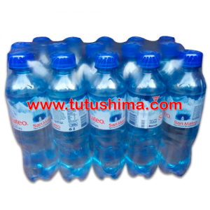 Agua Mineral San Mateo Con Gas 350 ml x 15 Botellas