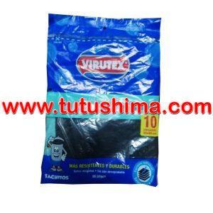 Bolsa para Basura Virutex 25 lt. x 10 u.