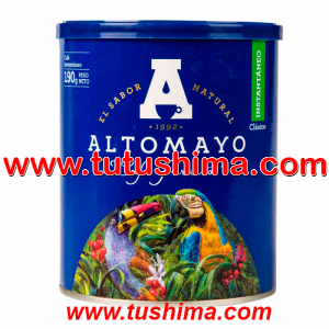 Cafe Altomayo 190 gr Lata