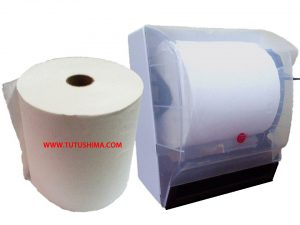 Dispensador Para Papel Toalla Jumbo en Rollo