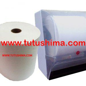 Dispensador Papel Toalla Rollo