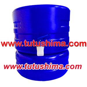 Surtidor (dispensador) azul para bidón de agua