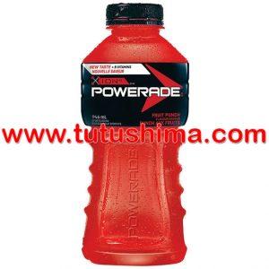 Bebida Rehidratante Powerade Lon Frutas 500 ML
