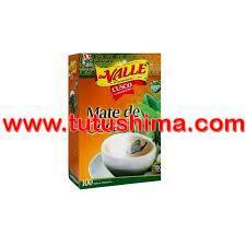 Filtrante Mate De Coca Del Valle x 100 Sobres