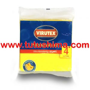 PAÑO-ABSORBENTE-AMARILLO-PAQX4-VIRUTEX