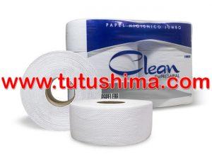 Papel Higiénico Clean 180 mts x 6 Rollos