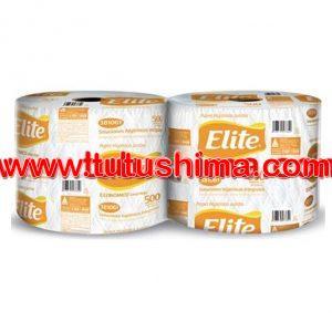 Papel Higienico Elite 500 mts x 4 Rollos
