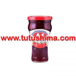 Mermelada de fresa A1 Vaso 320 gr