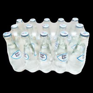 Agua San Luis Sin Gas 350 ml x 15 und