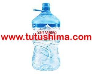 agua san mateo 7 lts