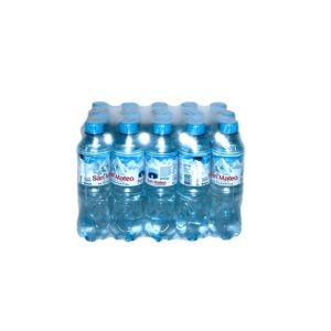 Agua Mineral San Mateo Sin Gas 350 ml x 15 Botellas