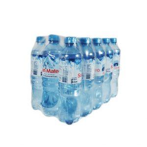 Agua mineral San Mateo sin gas 600 ml x 15 botellas