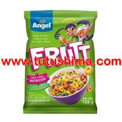 Angel Hojuelas de Maíz Frutt Bolsa 135 gr