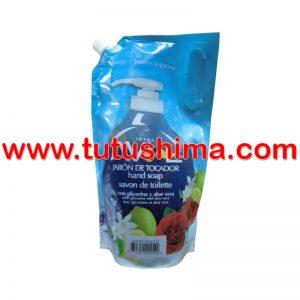 Jabón Liquido Aval Hand Soap 800 ml