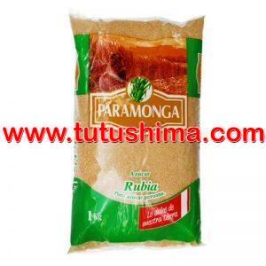 Azucar Rubia Paramonga 1 kg
