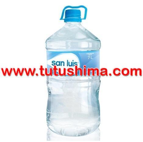 Bidón De Agua San Luis 7 L Sin Gas Corporacion Tutushima