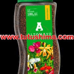 cafe altomayo granulado frasco tipo s 180 gr