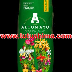 Café Altomayo Tostado Molido 250 Gr