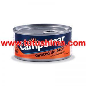 Campomar  Atún Grated 170 gr