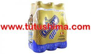 Cerveza Cristal Ultra Sixpack 330 ml Botella
