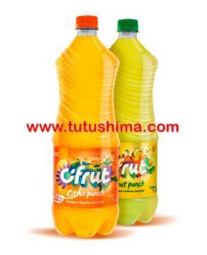 Cifrut Naranja y Maracuya 1.5 L