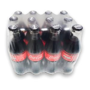 Coca Cola Zero Vidrio 350 ml x 12 und