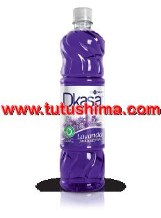 Limpiatodo Dkasa Lavanda Antibacterial 900 ml