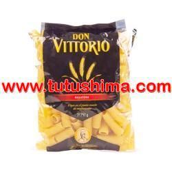 Fideo Don Vittorio Sopa Rigatoni 250 gr