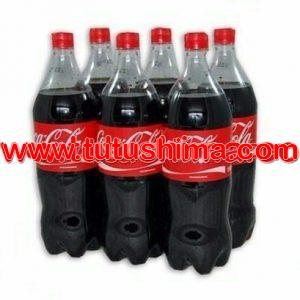 gaseosa coca cola normal 1.5 L