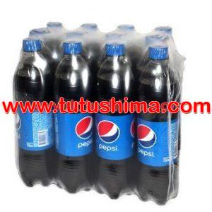 gaseosa pepsi 500 ml pqt x 12 botellas