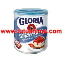 Leche Condesada Gloria Lata 393 gr