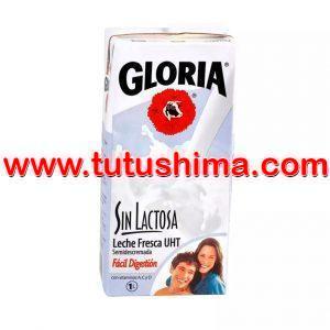 Leche Gloria Fresca Sin Lactosa 1 Lt