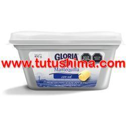 Gloria Mantequilla Con Sal Pote 400 gr