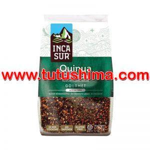 Inka Sur Quinua Perlada Negra Gourmet 250 gr
