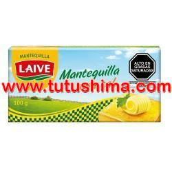 Mantequilla Laive Con Sal 100 gr