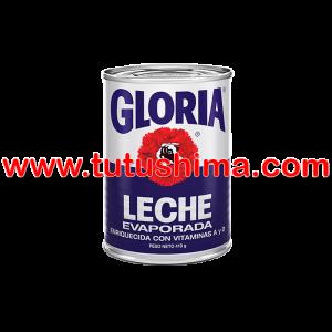 Leche Evaporada Gloria Azul 410 ml