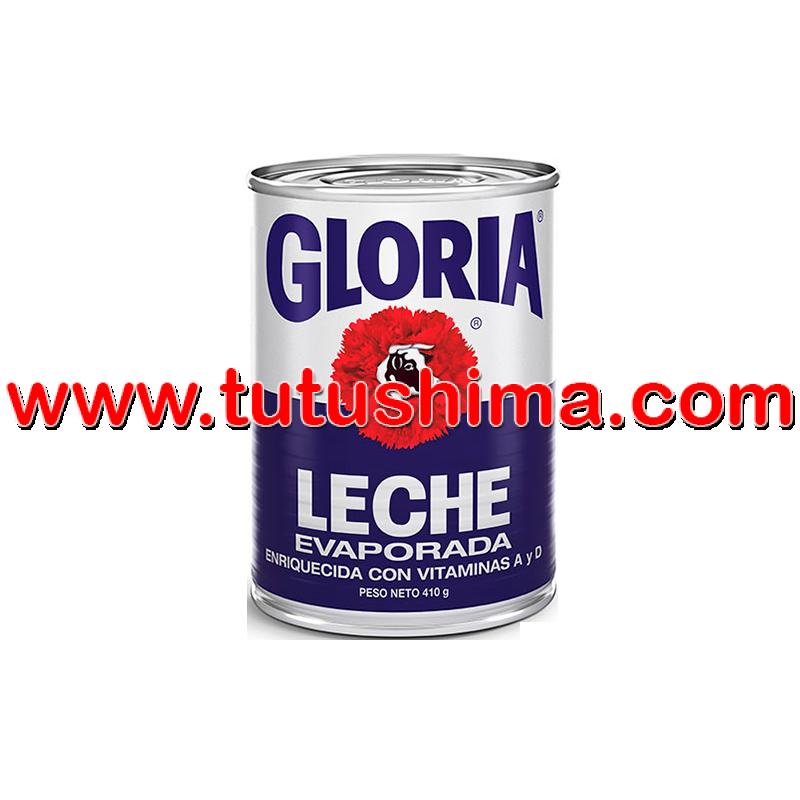Leche Evaporada Gloria Azul 410 Ml Distribuidor De Bidon De Agua En Miraflores Lima