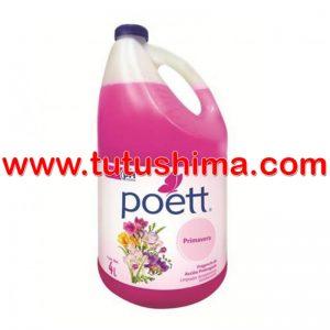 Poett Desinfectante Aroma Primavera 4 Lts