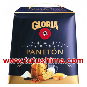 Paneton Gloria en caja