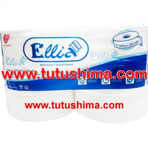 papel-higenico-Elia-6-rollos-x-500-mt