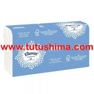 Papel Toalla Kleenex Supreme Multifolder 125 Hojas