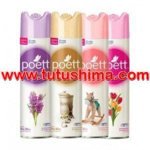 Ambientador Poett Varios Aromas 360 ml