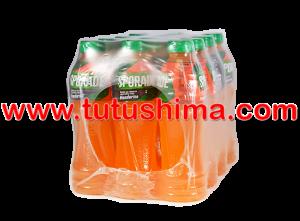 Bebida Rehidratante Sporade Mandarina 500 ml Pack x 12 U