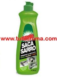 Sapolio Saca Sarro 500 ml