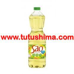 Aceite Sao Vegetal 100 % Soya 1 lt