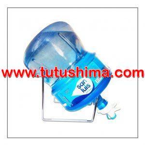 Soporte + Valvula + Envase + agua de mesa San Luis de 20 Lts