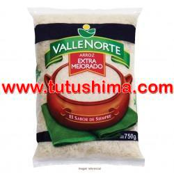 Arroz Extra Valle Norte 750 gr